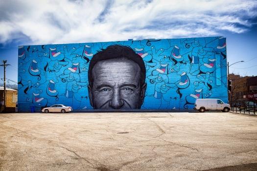Robin-Mural